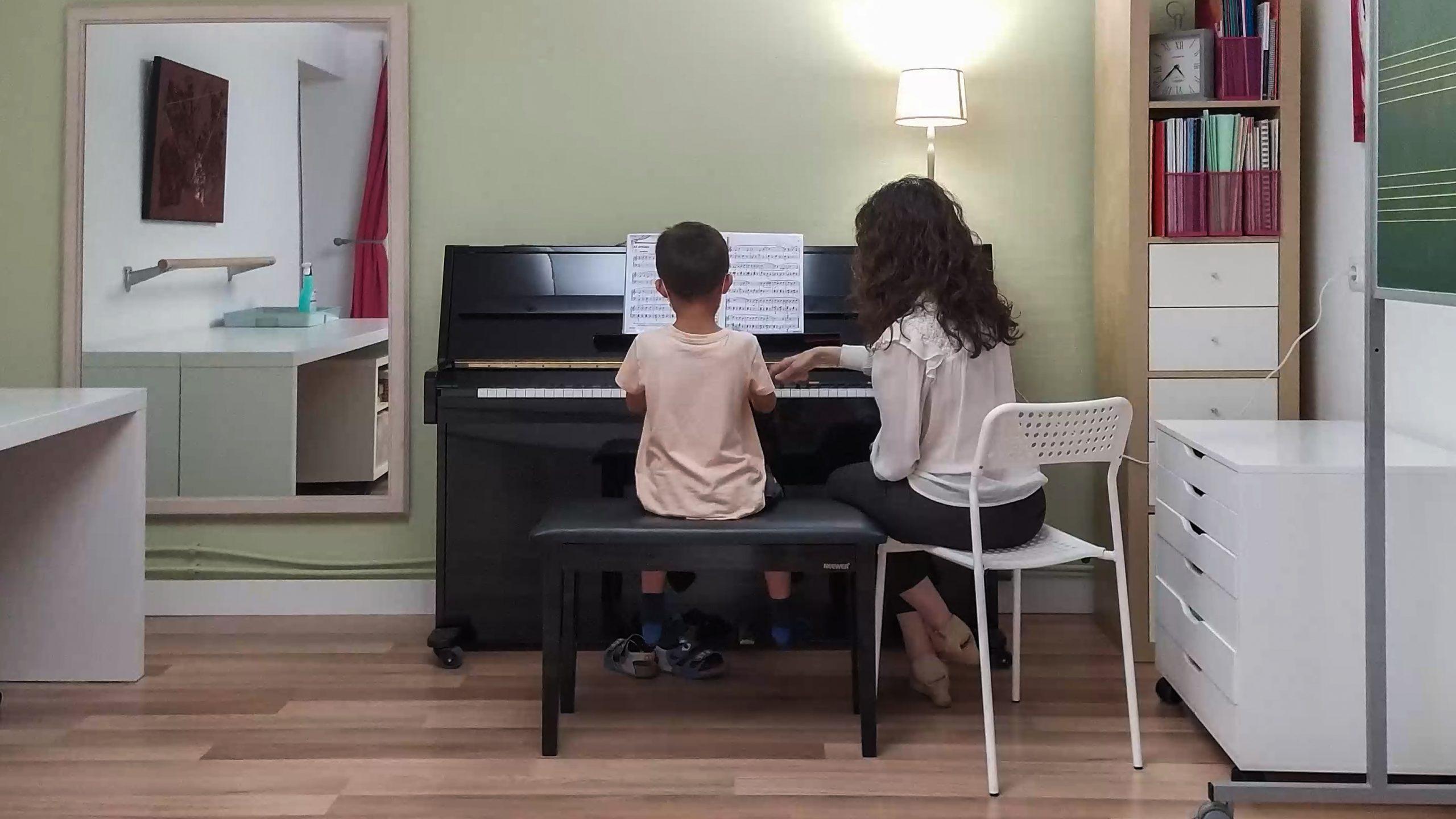 Aula 1 piano